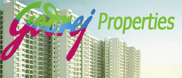godrej properties up 88