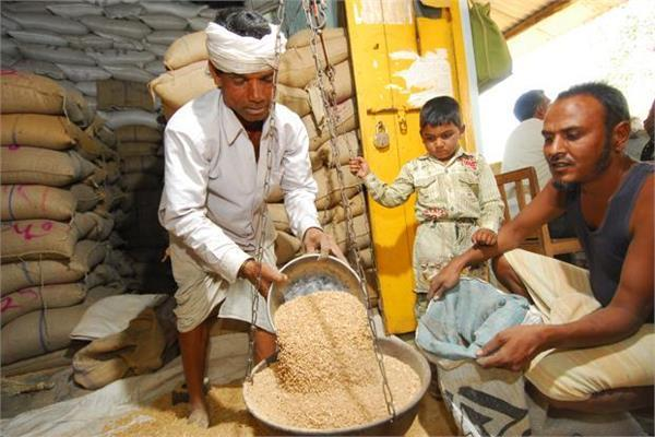 mega  jowar and bajra will also be found in ration shops