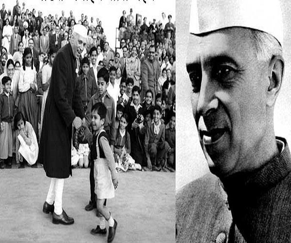 know why uncle is celebrated on nehru birthday children day