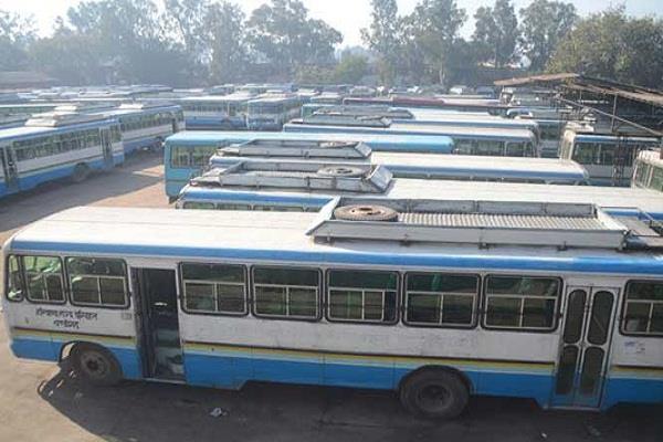 haryana roadways buses transport department