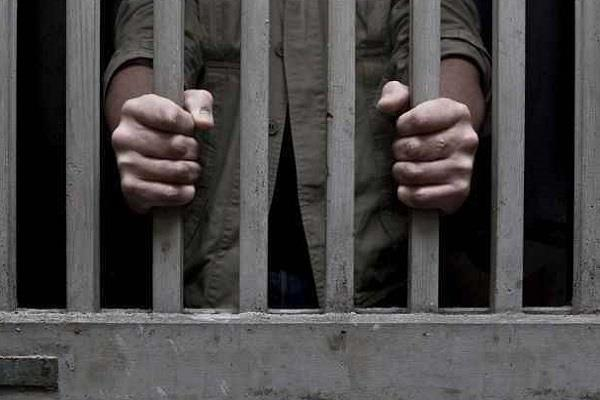lookout notice against prisoner in kanda jail