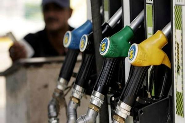 petrol and diesel  will be available in india at rs 250 per liter