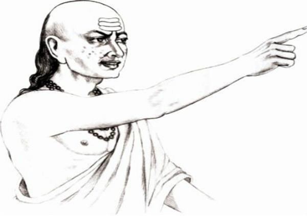 chanakya policy like lion complete your goal with full intention