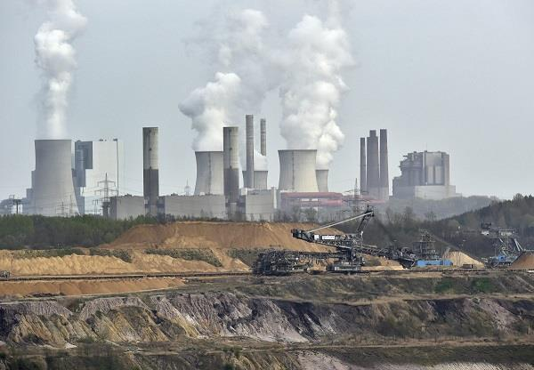 global carbon dioxide emissions up about 2 percent
