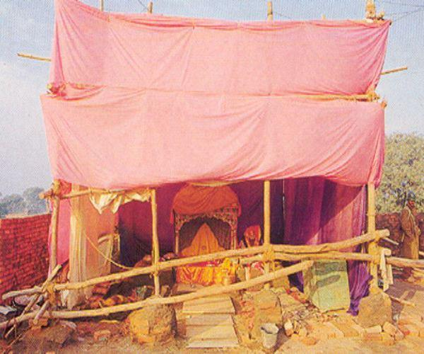 bjp is again burning up the ram temple issue to get electoral benefits