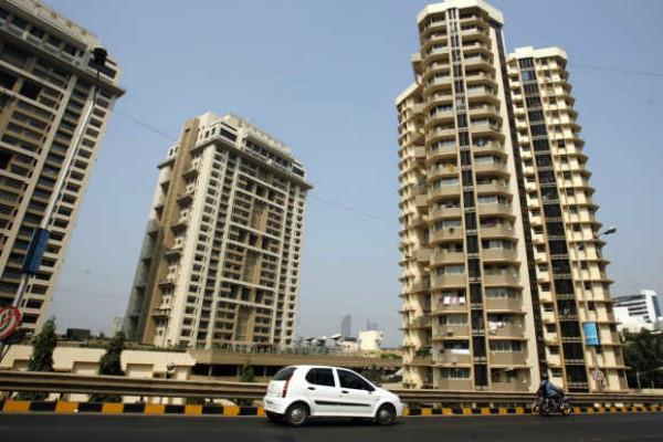 more than three and a half lakh flat for the buyer in mumbai