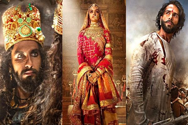 padmavati protests continue