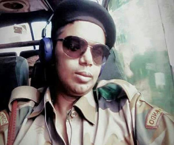 army intelligence arrested in army uniform questioning continued