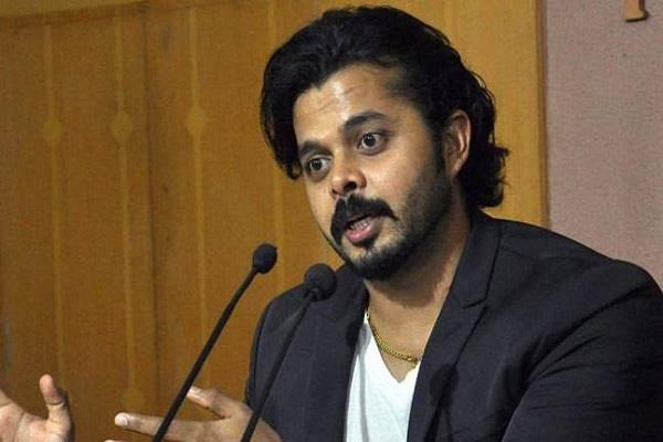 sreesanth big statement on dravid dhoni in fixing case