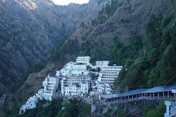 ngt caps number of pilgrims at vaishno devi at 50 000 per day