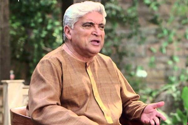 javed akhtar statement overcrowded army