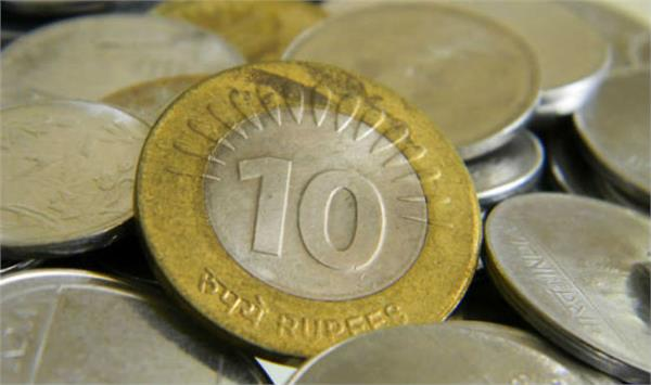 rupee rises 9 paise to 64 41 against dollar