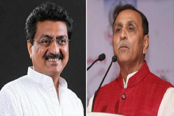 congress launches rich mla against rupani