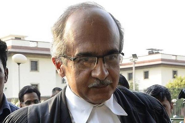 prashant bhushan confronted by cji in supreme court