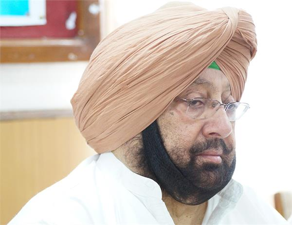 captain rejects secret deal from haryana on the issue of syl