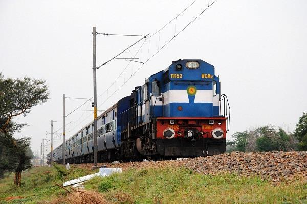 the cashless campaign created the highest number of railways