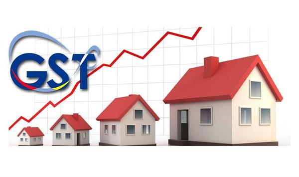 gst to be brought with stamp duty and low tax in real estate  assocham