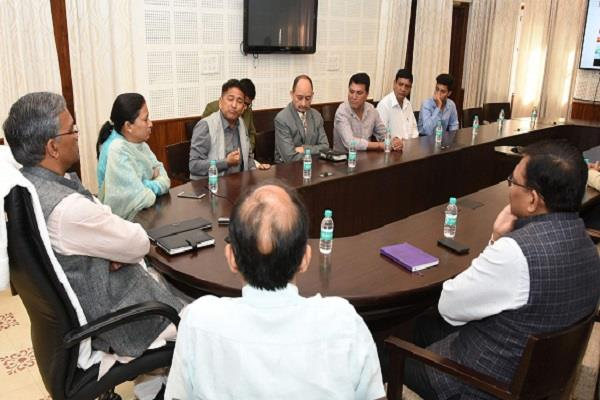 government will set up 2 training centers in kumaon and garhwal