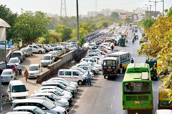 to revisit the parking fee hike in delhi