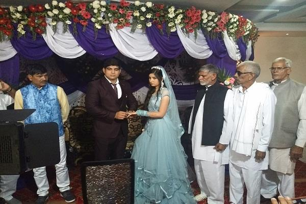 international wrestler jogendra engagement