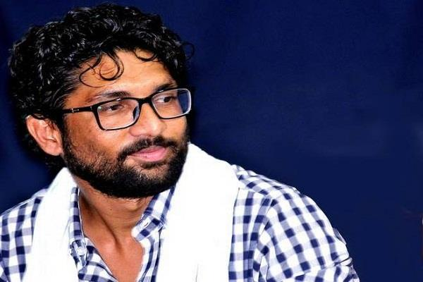 jignesh mawni appearing in court