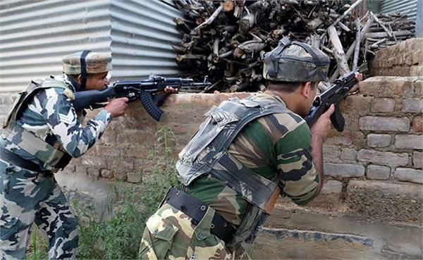encounter starts at bandipora