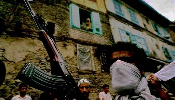 political activist demanded security in kashmir