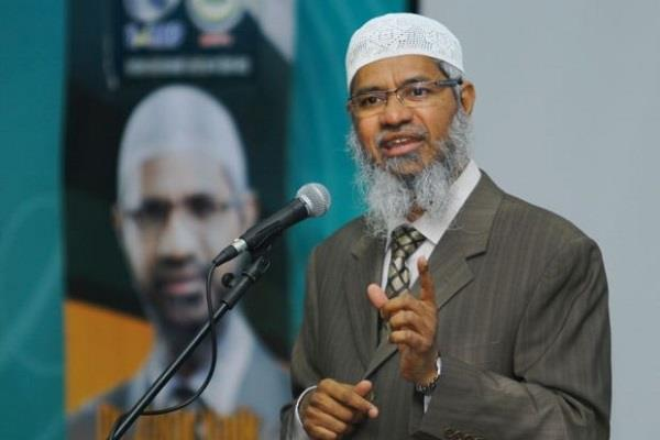 malaysia said if india wants to give zakir naik