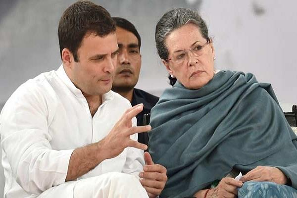 sonia and rahul gandhi answer to swami s allegations