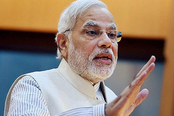 pm modi is playing ethnic card to get birth in backward castes congress