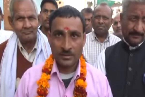 narendra modi resides in balbhaghat