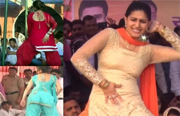bigg boss 11 sapna chaudhary dance performance in todays episode
