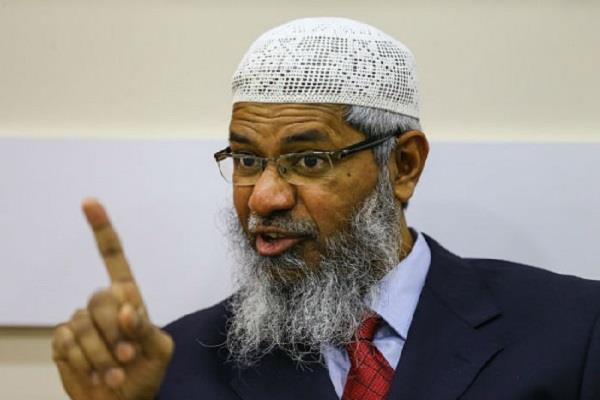 india will appeal  malaysia about zakir naik