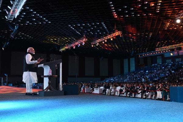pm modi said india is making startup hub