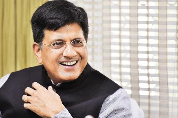 bullet train project part of country s development plan goyal