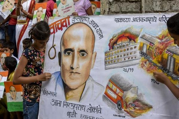 india also demands jadhav mother to meet