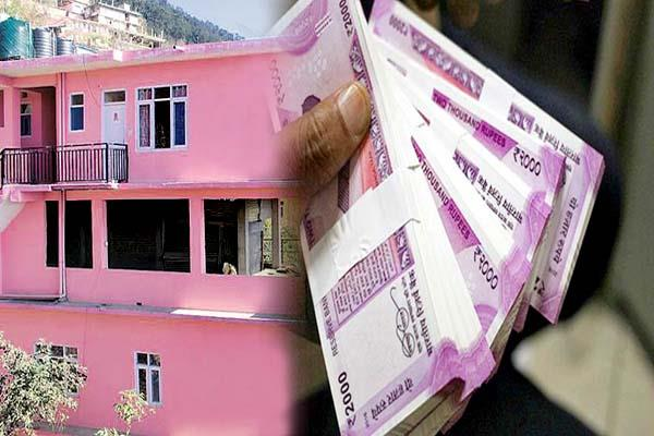 valid house to built in 20 lakhs then will pay to so much price