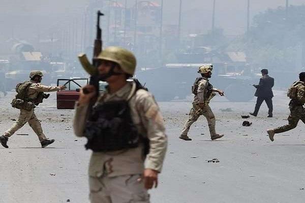 afghanistan 22 policemen killed in taliban attack