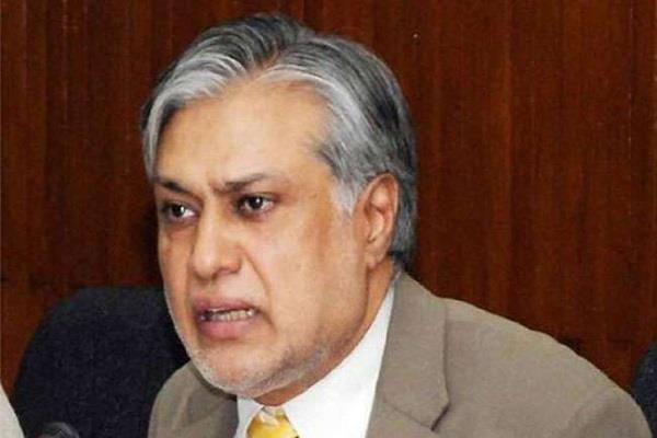 pakhoda finance minister dar on 3 month leave