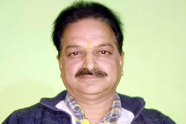 bjp leader said party is not man  s property