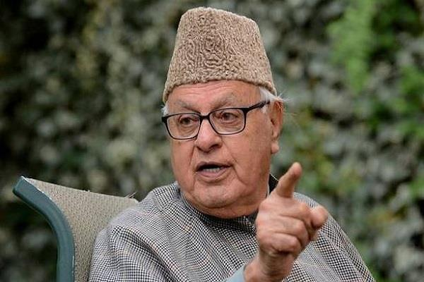 farooq abdullah gave these statements about the assembly elections