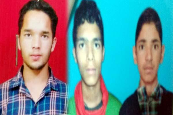 3 youths missing from bhuntar  police involved in investigation