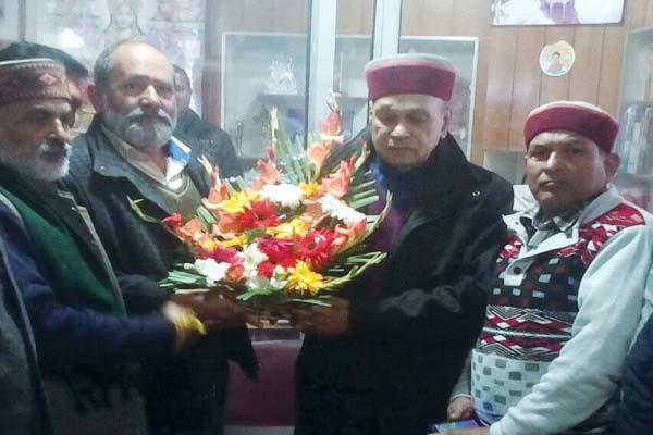 after assurance of dhumal the hrtc  s driver union take back decision