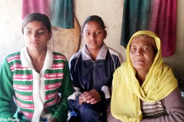 bukhsho devi return home from pgi  police will file statement today