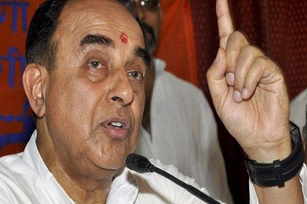 next diwali will celebrate at ram temple  subramanian swamy