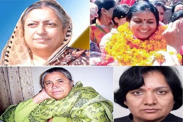 these 19 women contested in the assembly election
