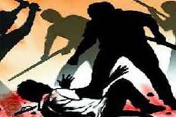 2 student group clash in jawalamukhi college  3 injured