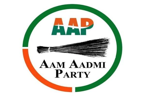 corporation could not complete the candidate in all the seats in elections aap