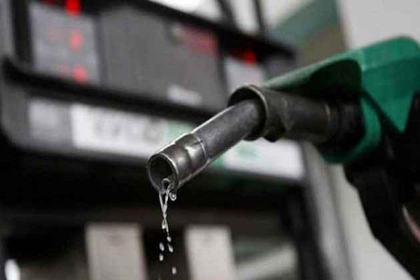 increased pressure on the government to cut excise duty on auto fuel ekra