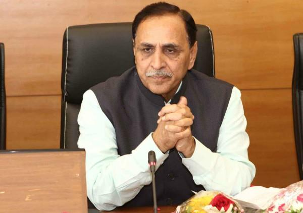 gujarat cm roopani resigns from state cabinet